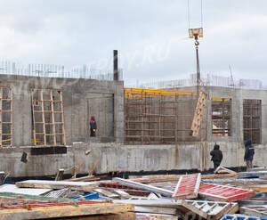 ЖК «Саларьево Парк»: ход строительства корпуса №13.3