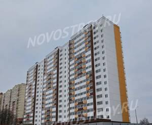 ЖК «Квартал Лукино»: ход строительства корпуса №7