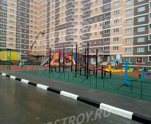 ЖК «Потапово»: детская площадка из группы дольщиков
