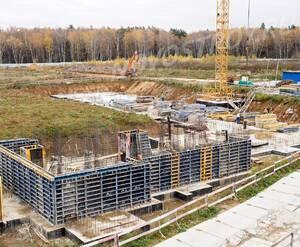 ЖК «Город-событие «Лайково»: ход строительства дома №69