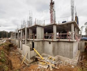 ЖК «Лесобережный»: ход строительства дома №15
