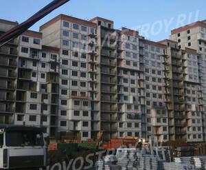 ЖК «Новогиреевский»: ход строительства корпуса №1