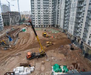 ЖК «Гринада»: ход строительства 1 очереди, корпус №1