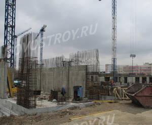 ЖК «Silver»: ход строительства корпуса №3