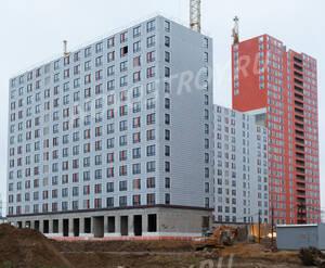 ЖК «Измайловский лес»: ход строительства корпуса №1.1