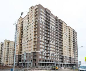 ЖК «Люберцы 2018»: ход строительства корпуса №35