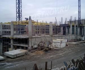 МФК «Резиденции архитекторов»: ход строительства корпуса №11