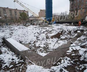 МФК «I'M Тверская»: ход строительства