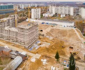ЖК «Нормандия»: ход строительства