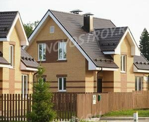 Малоэтажный ЖК «Экодолье Шолохово»: общий вид