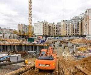 ЖК «Жизнь на Плющихе»: ход строительства