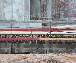ЖК «Консул-дом. Лидер на Ленинском»: Армированная монолитная плита на фундаменте