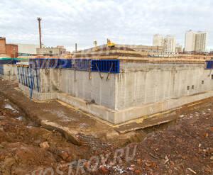 ЖК «Полярная 25»: ход строительства корпуса №1.1