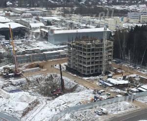 ЖК «Зеленый бор»: ход строительства