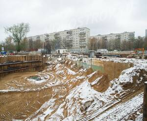 ЖК «Есенин-дом. Лидер на Волгоградском»: ход строительства