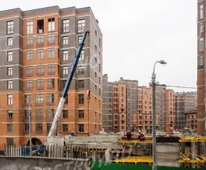 ЖК «Солнечная система»: ход строительства дома №4 из группы застройщика