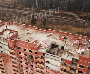 ЖК «Мелодия» (Апрелевка): ход строительства корпуса №4 из официального форума ЖК Мелодия (Апрелевка)