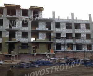 Малоэтажный ЖК «Гавань»: ход строительства 2 очереди