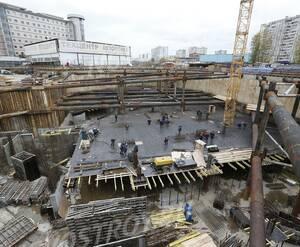 МФК «на Нахимовском проспекте»: ход строительства
