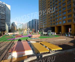 ЖК «Краски жизни»: ход строительства корпуса №6.1,6.2