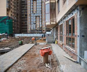 ЖК «Союзный»: ход строительства