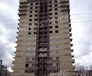 ЖК «Президентский»: ход строительства корпуса №2