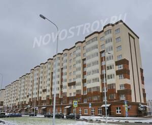 ЖК «Государев дом»: ход строительства корпуса №13