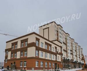 ЖК «Государев дом»: ход строительства корпуса №15