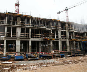 ЖК «Испанские кварталы»: ход строительства дома №10.3