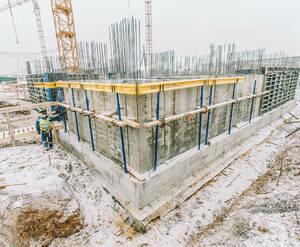 ЖК «Пригород.Лесное»: ход строительства корпуса №29