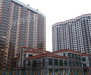 ЖК UP-квартал «Сколковский»: ход строительства детского сада