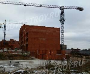 ЖК «Томилино»: ход строительства дома №7 из группы дольщиков