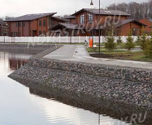 Поселок «Мишино»: благоустройство придомовой территории