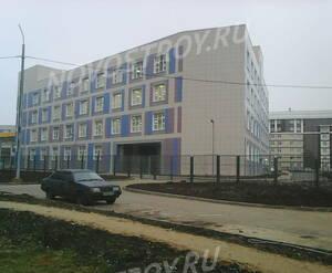 ЖК UP-квартал «Новое Тушино»: ход строительства школы