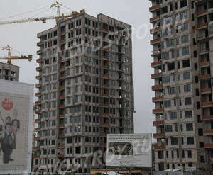 ЖК «Скандинавия»: ход строительства корпуса №2