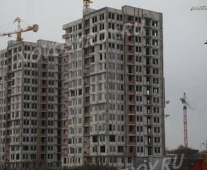 ЖК «Скандинавия»: ход строительства корпуса №3