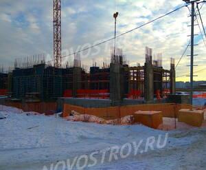 Квартал «Новые Котельники»: ход строительства корпуса №2