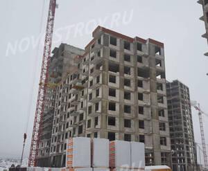 ЖК UP-квартал «Скандинавский»: ход строительства корпуса №3