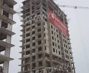 ЖК UP-квартал «Скандинавский»: ход строительства корпуса №4