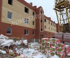 ЖК «Истомкино Парк»: ход строительства 1 очереди