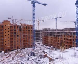 ЖК «Видный город»: скриншот с видеообзора