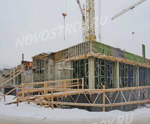 ЖК «Государев дом»: ход строительства корпуса №27
