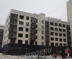 ЖК «Испанские кварталы»: ход строительства дома №2.3