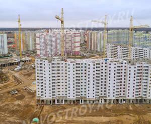 ЖК «Новые Ватутинки» (мкр-н. Центральный): ход строительства корпуса №4/2