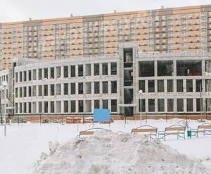 ЖК «Пригород.Лесное»: ход строительства детского сада