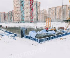 ЖК «Пригород.Лесное»: ход строительства корпуса №31