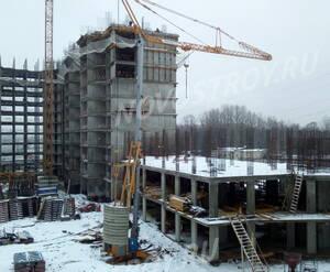 ЖК «Новое Бутово»: ход строительства корпуса №15