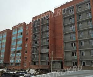 ЖК «Томилино»: ход строительства дома №4 из группы дольщиков
