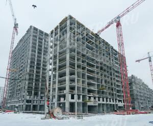 ЖК «Green Park»: ход строительства блока №3