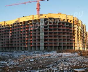 ЖК «Новоснегирёвский»: ход строительства корпуса №16 из группы застройщика